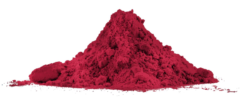 natural-red-iron-powder